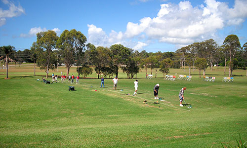Port Macquarie Golf Driving Range