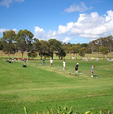 Port Macquarie driving range